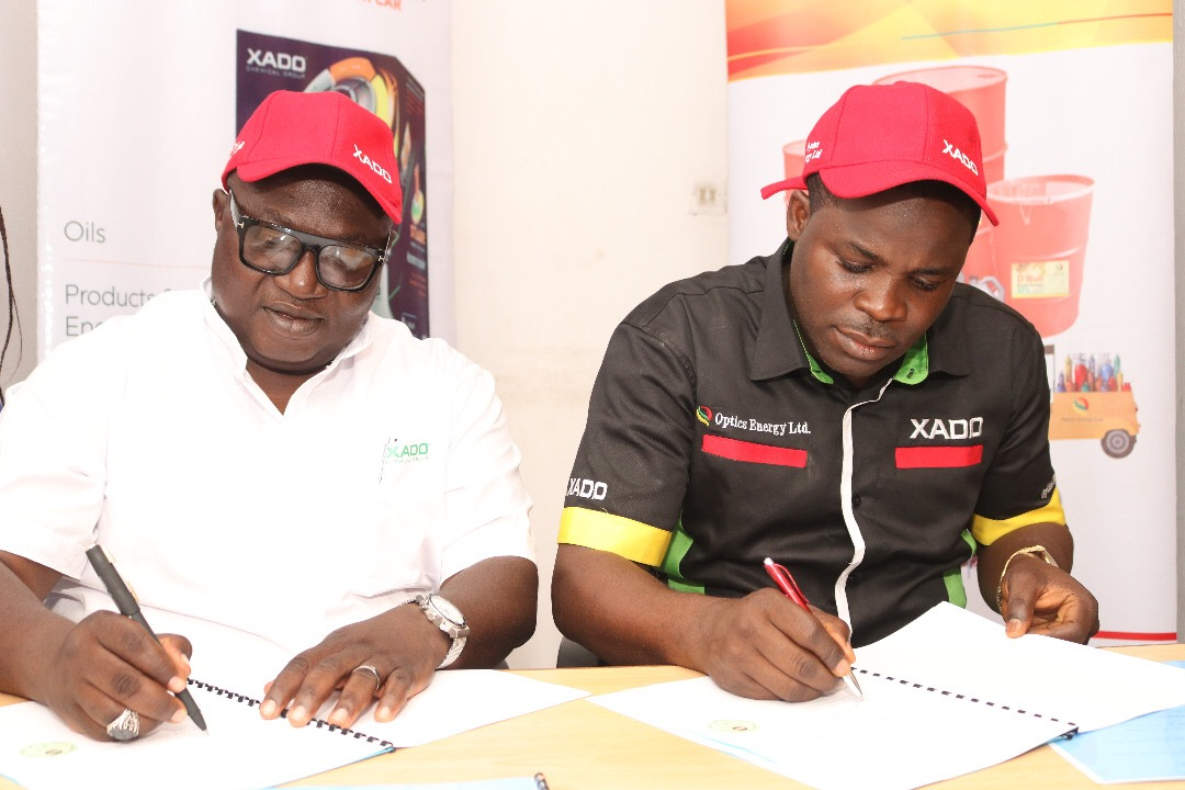 Lala lands another XADO endorsement deal