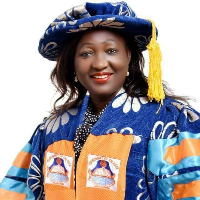[ICYMI] Meet UNICAL first female Vice-Chancellor after 45 years
