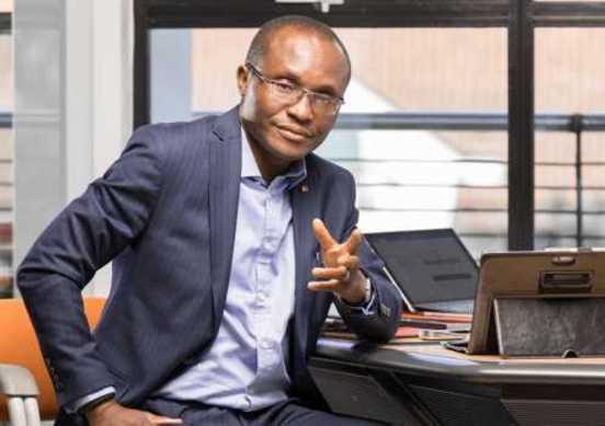 Cellulant co-founder, Bolaji Akinboro