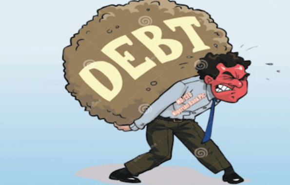 China befriends African continent with debt