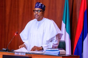 Buhari, Security Heads meet in Aso Rock