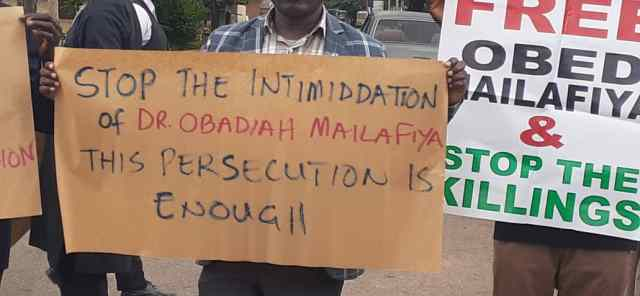 Mailafia being held at DSS office in Jos over two hours after arrival