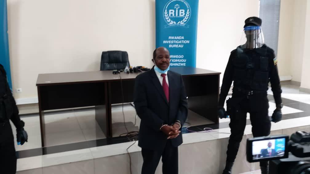 Rwanda officials arrest Paul Rusesabagina of 'Hotel Rwanda' fame