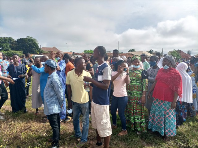 Edo 2020: Tension as fight breaks out at Obaseki's polling unit