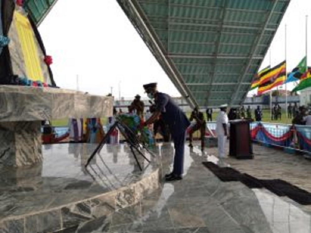 Armed Forces College holds memorial service for 1992 Ejigbo plane crash victims