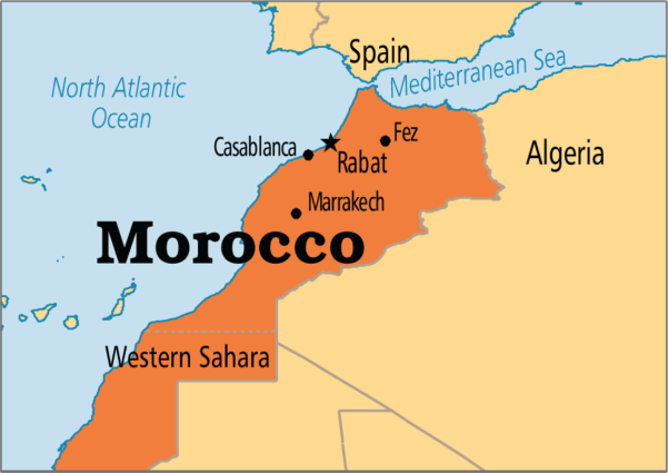 Morocco intercepts nearly 200 migrants trying to reach Spain