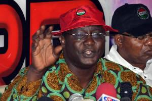 NLC rejects hike in fuel price