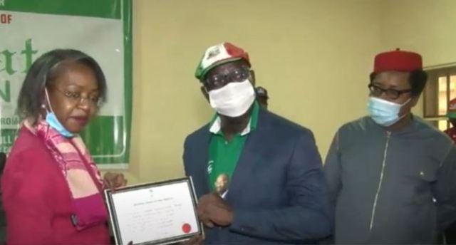 Godwin Obaseki: Edo no be Lagos