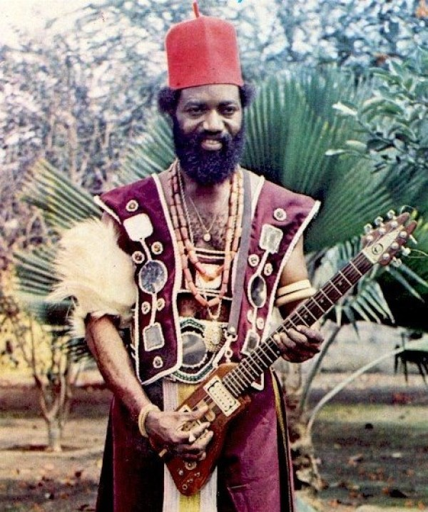 Oliver de Coque 1 What Igbo gave the world musically