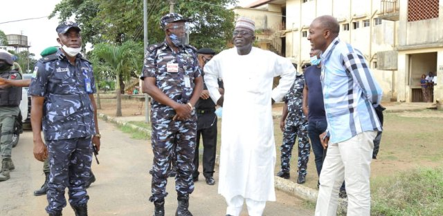 We will demolish, rebuild police barracks— NPTF boss declares