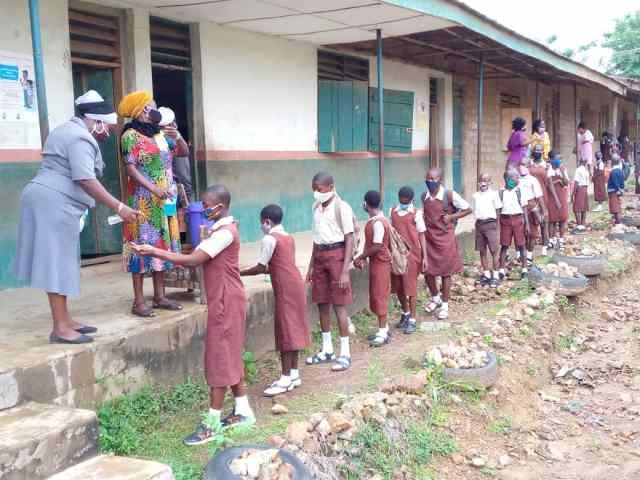 S 3 Schools resume in Lagos, Oyo after long COVID-19 break