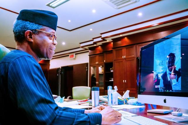 Our recovery from COVID-19 fallout must be innovative ― Osinbajo