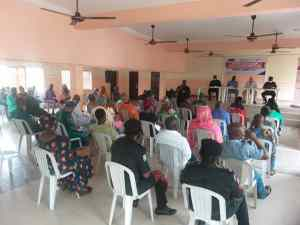 Stakeholders harp on the need to prioritize SGBV