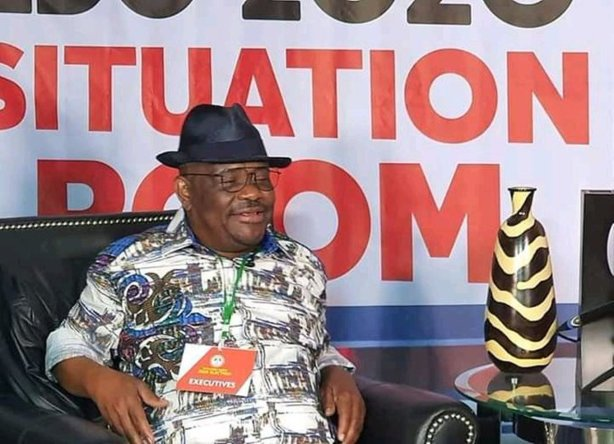 Edo 2020: We are satisfied with voting process ? Wike