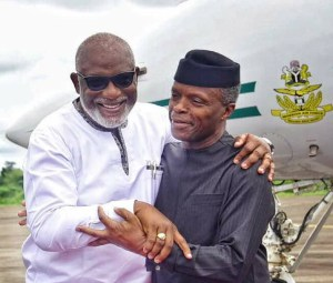 ONDO 2020: Osinbajo to lead party leaders, governors to flag off Akeredolu's re-election rally