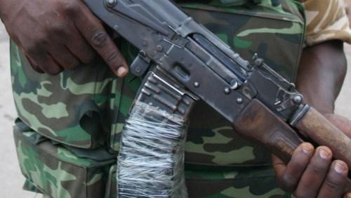 Soldier celebrating friend contesting election allegedly kills nine-year-old boy in Borno