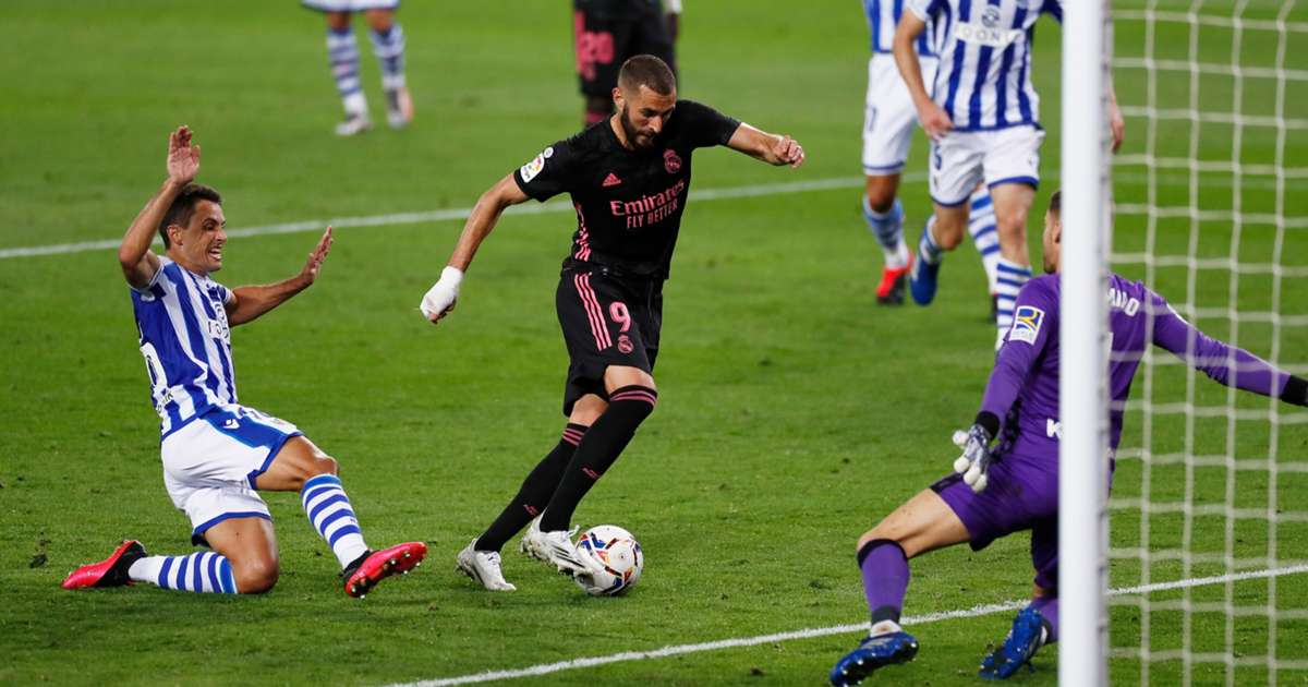 LaLiga: Champions Real Madrid held in opener as Silva makes Sociedad debut