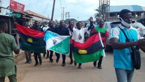 Forget ESN, create your security outfit, hand it to South-East govs, IPOB replies Uwazuruike