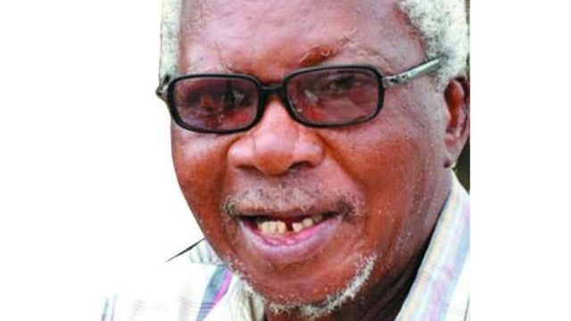 JP Clark, Kiagbodo for burial