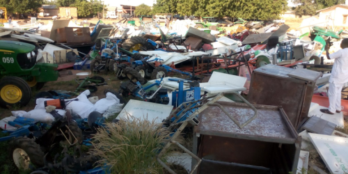 EndSARS protests: Adamawa committee recovers majority of looted property