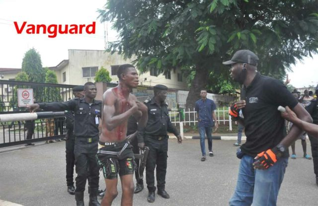 Fish out attackers of Lagos #EndSARS protesters, PDP charges Sanwo-Olu