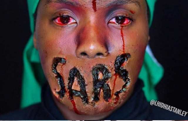 Ughelli SARS Protest: 7 arrested, 5 exotic cars impounded