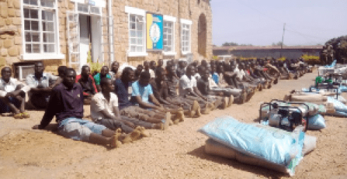 Military arrest 123 hoodlums for vandalising, looting public properties in Jos