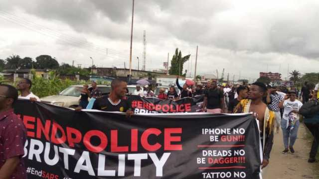 Christian Lawyers task FG to fish out killers of EndSARS protesters