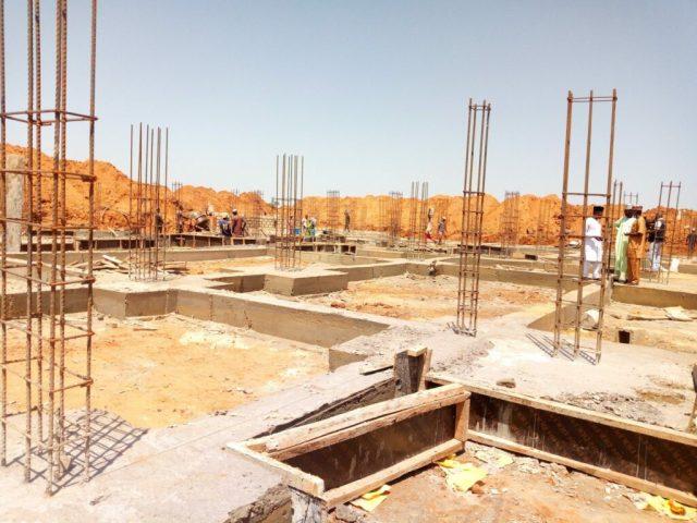 Sokoto begins construction of N9.2b teaching hospital, girls school