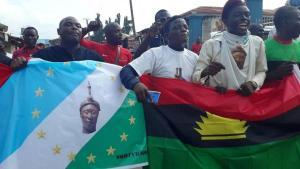 IPOB and Oduduwa, Yorubsa