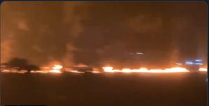 BREAKING: Tanker explosion on Otedola Bridge
