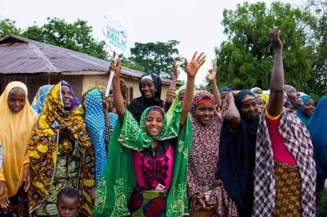 Nigerian women told to be homemakers, not breakers