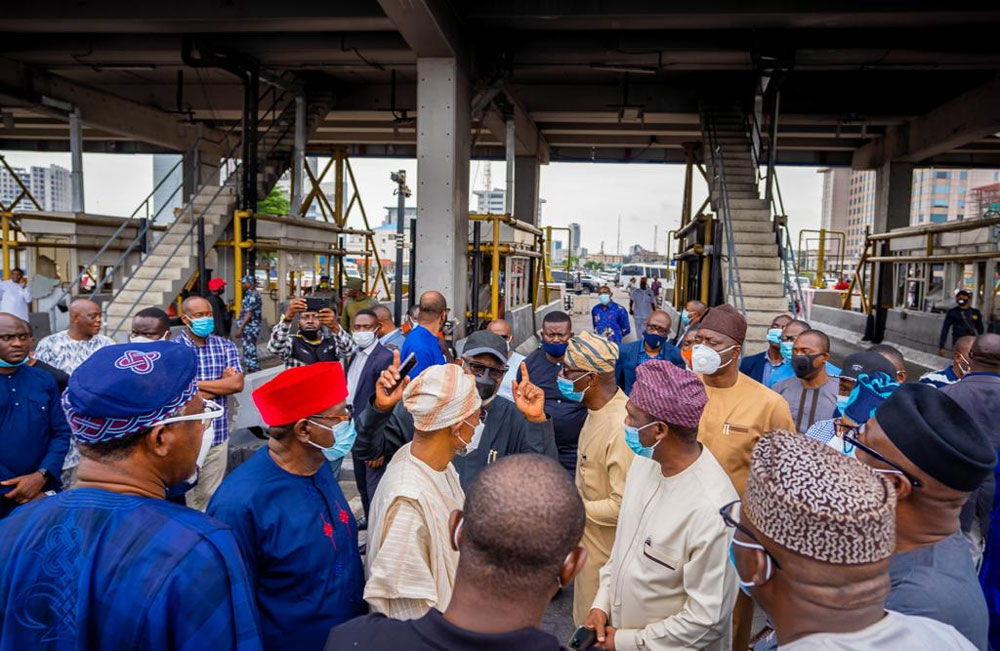 Lagos will come out stronger, says Gov Sanwo-Olu