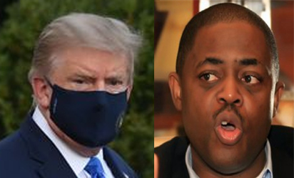 Fani Kayode to Trump: Tear that mask, come out boldly, face your enemies