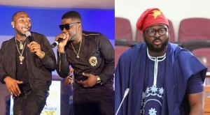 Davido, Skales, others blast Desmond Elliot over social media regulation