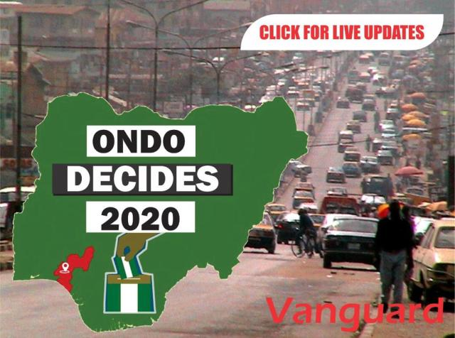 Ondo polls: Heavy rainfall disrupts voting process, destroys polling booths