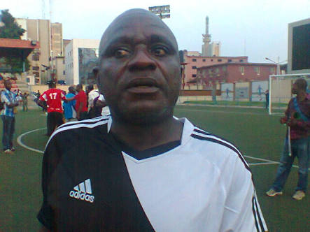 Moses Kpakor loses hope in Nigerian football