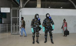 COVID-19 spike: 8 inmates killed, 50 injured in Sri Lanka prison riot