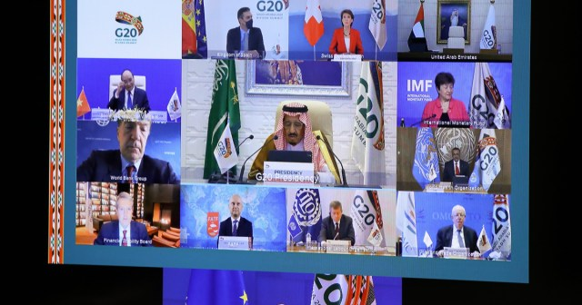 G20 leaders pledge 'affordable, equitable access' to vaccines