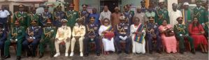 AVM Lar bows out, charges Nigerians on patriotism