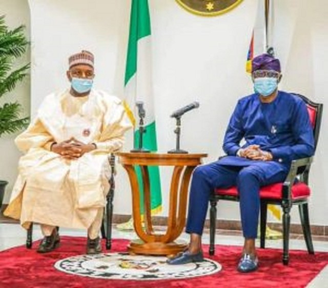 EndSARS: APC governors commend Sanwo-Olu's leadership