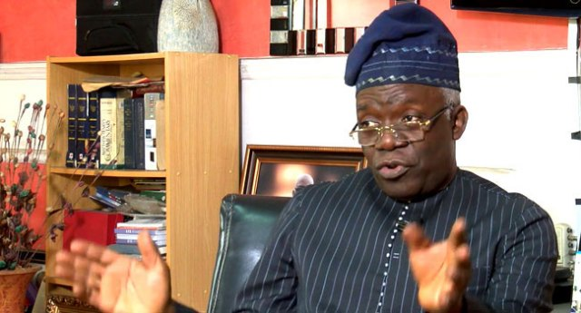 Restructuring not about breaking up Nigeria but correcting its wrongs — Falana