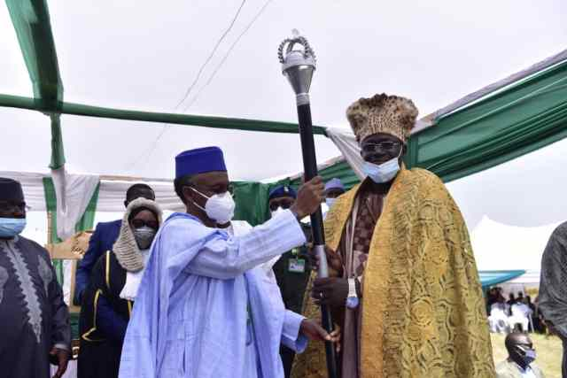 I'll never approve people who are not above board as traditional rulers' - El-Rufa'i