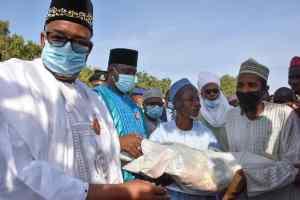 BAUCHI: No grain of palliative was diverted, Gov Mohammed declares
