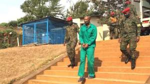 Ex-head of Rwanda's president security unit jailed
