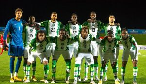 Eagles face COVID-19 tests ahead of Sierra Leone clash
