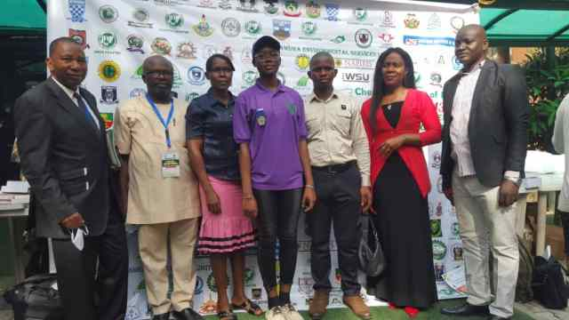 Enugu student emerges overall best female in Chemistry Competition