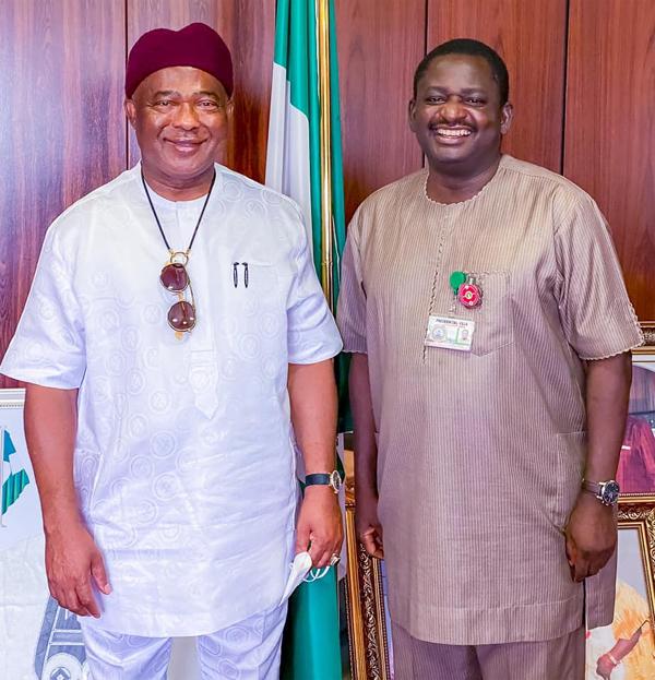 I see Hope for Nigeria says Femi Adesina