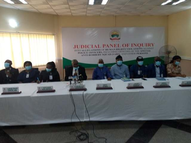 Judicial panel on Police brutality says panel may not entertain cases in court