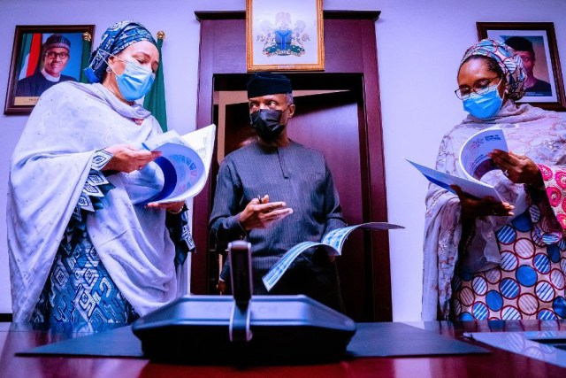 UN's offer to complement ESP aligns with FG's recovery plans ― Osinbajo